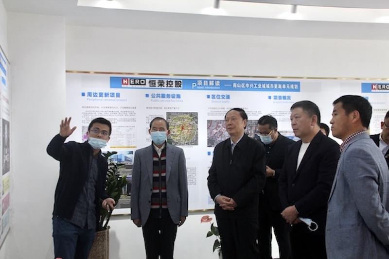 中国国际文化传播中心主席龙宇翔一行莅临mile官网集团考察交流